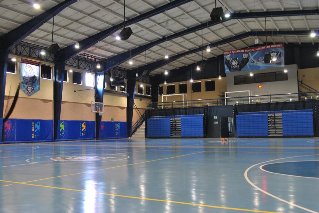 Fundaci n colegio americano de puebla for Gimnasio gimnasio